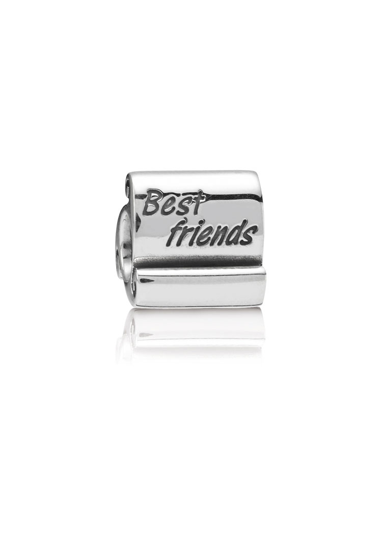 "Pandora ""Best Friends"" Silber-Element"