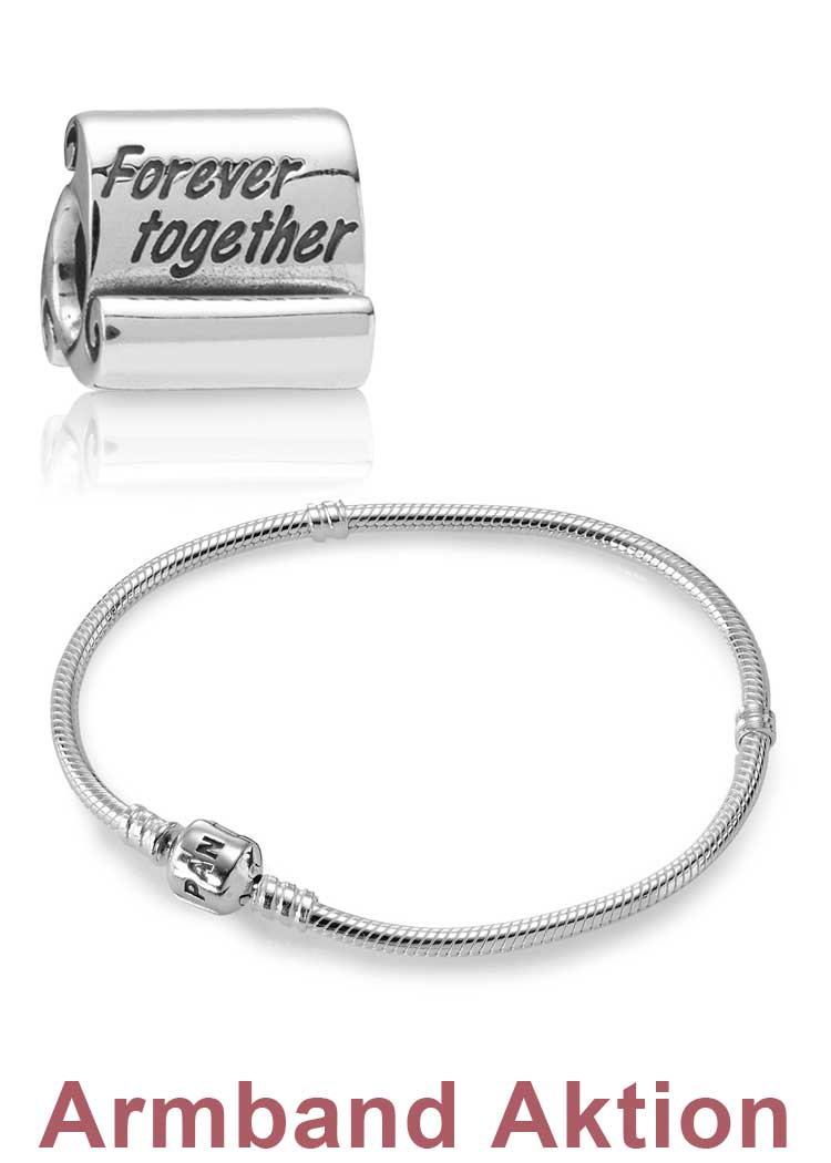 "Pandora Armband Aktion ""Forever Together"""